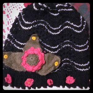 Betsey Johnson, women's winter hat